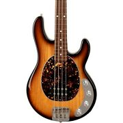 Ernie Ball Music Man Stingray Special H Rosewood Fingerboard Bass Burnt Ends