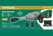 1 Dr. Electric Impact Wrench 8.8a 1050w 120v Sockets Carry Case