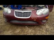 Front Bumper Excluding Special Without Headlamp Washers Fits 99-04 300m 332420
