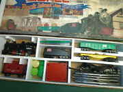 Lionel 6-1661 Rock Island Line 027 Train Set In Reconditioned Set Box From 1976