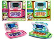 Leapfrog 2-in-1 Leaptop Touch Laptop Ages 2+ Toy Tablet Game Play Learn Infant