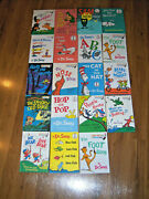 Vtg Neat Lot 19 Collector's Book Club Edition Bright And Early Books