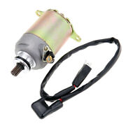 Electric Starter 125cc 150cc Motor 4 Stroke Gy6 Scooter Atv Moped Engine Parts