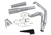 Vance And Hines Pro Pipe Exhaust System For 1986-11 Harley Softail Models - 17547