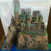 Replica Castle Harry Potter Hogwarts School Of Witchcraft And Wizardry Unused