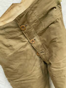 Rare Imperial Japanese Army Winter Pants Shorts 1943 Military Antique Japan