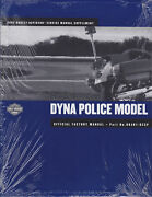 2002 Harley Dyna Police Defender Fxdp Service Repair Shop Manual Supplement