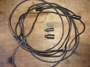 Hmmwv Military Truck License Plate Light Reverse Light Wire Harness