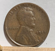 1924-d Lincoln Cent Vg Circulated Better Date