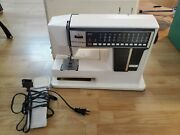 Computerized Janome New Home Memory 7 Model 5001 Sewing Machine