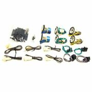 Painless Wiring Products 30353 Socket Pigtail Kit Dual Square Headlights New