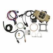 Sniper 550-872k Efi Stealth 4150 Fuel Injection System - Gold Throttle Body New