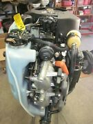 Evinrude Etec 50 Hp Complete Fully Dressed Powerhead 2005 Freshwater Low Hours