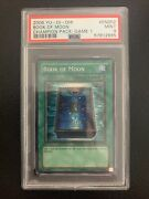 Yu-gi-oh Book Of Moon Cp01-en002 Champion Pack Game 1 Super Rare Psa 9 Mint