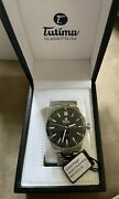 Tutima Grand Flieger 6101-02 Automatic Watch. Never Used,no Defects Or Problems.
