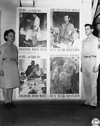 Vintage Norman Rockwell Four Freedoms Set Large Art Print Saturday Evening Post