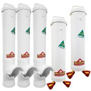 Chicken Feeder And Drinker Farm Pack For Chooks And Other Poultry
