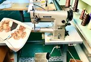 Juki Walking-foot, Cylinder-bed Automatic Machine excellent Working Condition