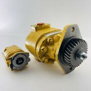 Concentric Rockford Hydraulic Tandem Gear Pump For John Deere At429447 2294307