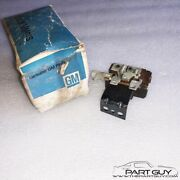 Nos 1968-69 Chevelle A/c Master Control Switch Ac Air Conditioning 3909064 68