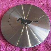 1996-1998 Ford Mustang Center Cap Machined F7zc-1a096-aa Oem