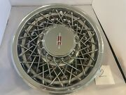 Oldsmobile Delta 88 Regency 98 Oem Wire Spoke Hubcap 15 1978-1979 2/4