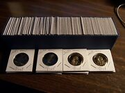 80 Coin Lot Premium Proof Coins-free Shipping-estate Purchase Nice Mixa5/7a