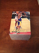 Rare Factory Sealed 1998-99 Fleer Tradition Basketball Complete Set 1-150 +