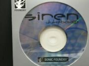 Sonic Foundry Siren Jukebox, Pc.cd-rom, New And Sealed