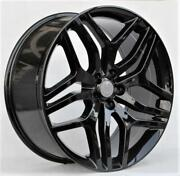 22 Wheels For Land Rover Discovery Lr3 Lr4 22x9.5