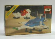 Lego Space Classic 6890 Cosmic Cruiser Shrink-wrapped Original Vintage Misb