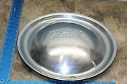 Vintage 1950and039s Nash Hubcap 15 4a3