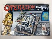 Operation Star Wars Edition Silly Skill Board Game R2-d2 New Sealed