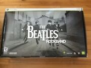 The Beatles Rockband Limited Edition Xbox 360 Brand New Sealed In Box Mint Rare