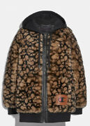 Nwt 2200 Coach Collection Shearling Jacketmens / Womenand039s Coat Sz. Xlarge