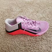 Nike Metcon 6 Women's Training Shoes, Size 12, At3160 660