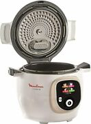 Moulinex Cookeo Ce851a Robot Of Kitchen High Pressure 6 Modes Baking 150 Recipes