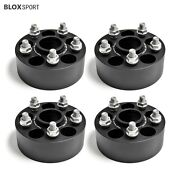 4x 2 Inch Forged Wheel Spacers 5x114.3 For Lexus Gs450 Rx300 Rx400h Ls400 Sc300