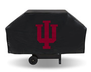 Ncaa College Indiana Hoosiers Economy Size Team Logo Grill Cover Bbq Summer