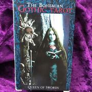 Out Of Print Hard-to-obtain Items Bohemian Gothic Tarot 1st Edition