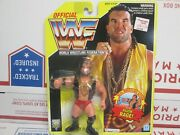 Wwf Hasbro Razor Ramon 1993 Series 7 Yellow Card Wwe Moc Scott Hall Wcw Nwo