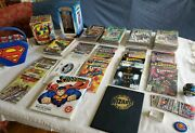 Death And Return Of Superman Collection/lot Dc Comics | Doomsday | Merch And More