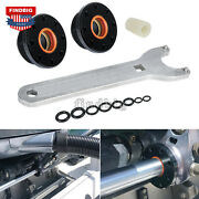 Front Mount Hydraulic Steering Cylinder Seal Kit For Seastar With Wrench Hs5157