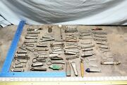 Vintage 1940and039s - 1960and039s Lot Of 70 Bottle Openers 118f