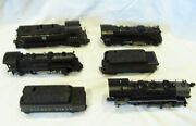 Vintage Lot Of 6 Collector Lionel Lines O Scale Model Trains Pierre Marquette