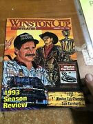 Nascar Winston Cup Illustrated Magazine -february 1994 - 1993 Season Review