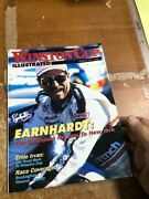 Nascar Winston Cup Illustrated Magazine January 1995 - Earnhardt Cover