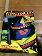 Nascar Winston Cup Illustrated Magazine September 1993 -kyle Petty Cover
