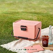 Starbucks Korea 2021 Summer Frequency Ice Box Ice Cooler - Dhl