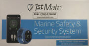 Mercury Marine 1st Mate Boater Overboard Theft Deterrence Dual Motor 8m6007940